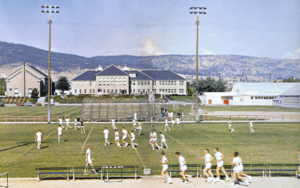 Arnold Field Lassen High