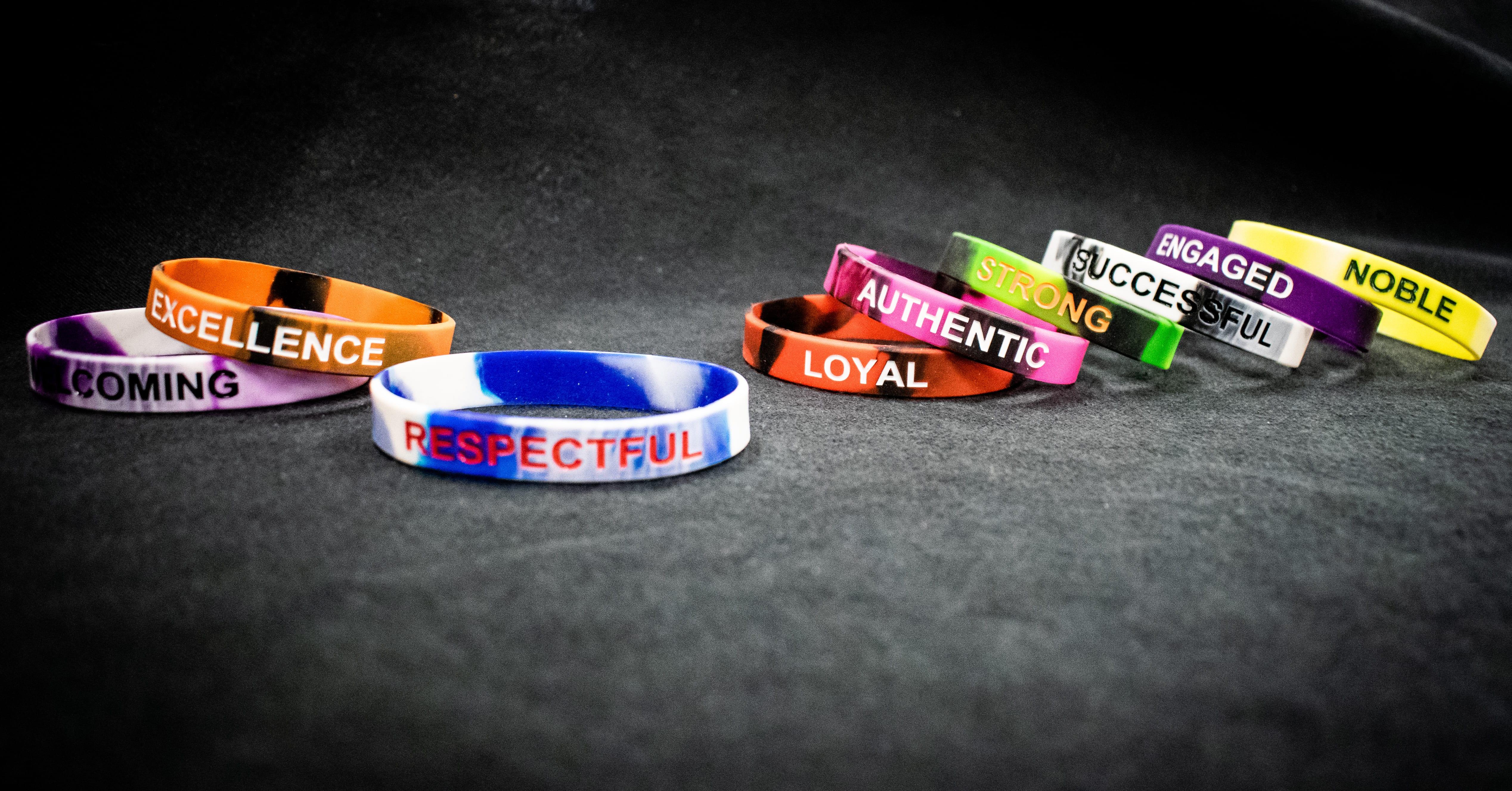 We are lassen bracelets